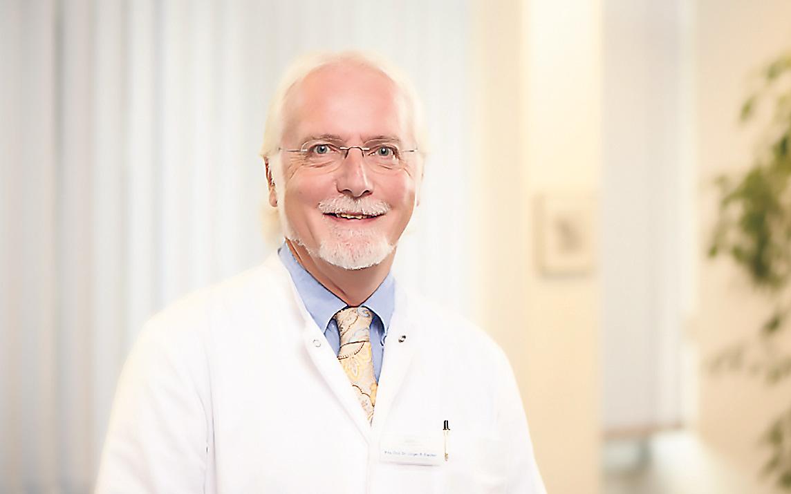 Portrait von Dr. Jürgen Fischer
