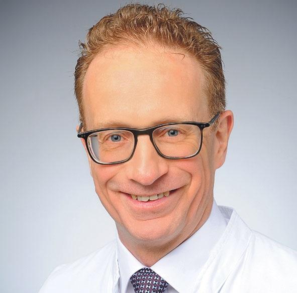 Portrait: Prof. Dr. med. Dr. h. c. Axel Heidenreich