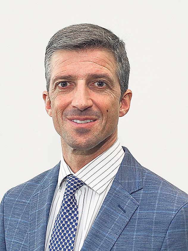 Portrait von Professor Dr. med. Frederik Wenz