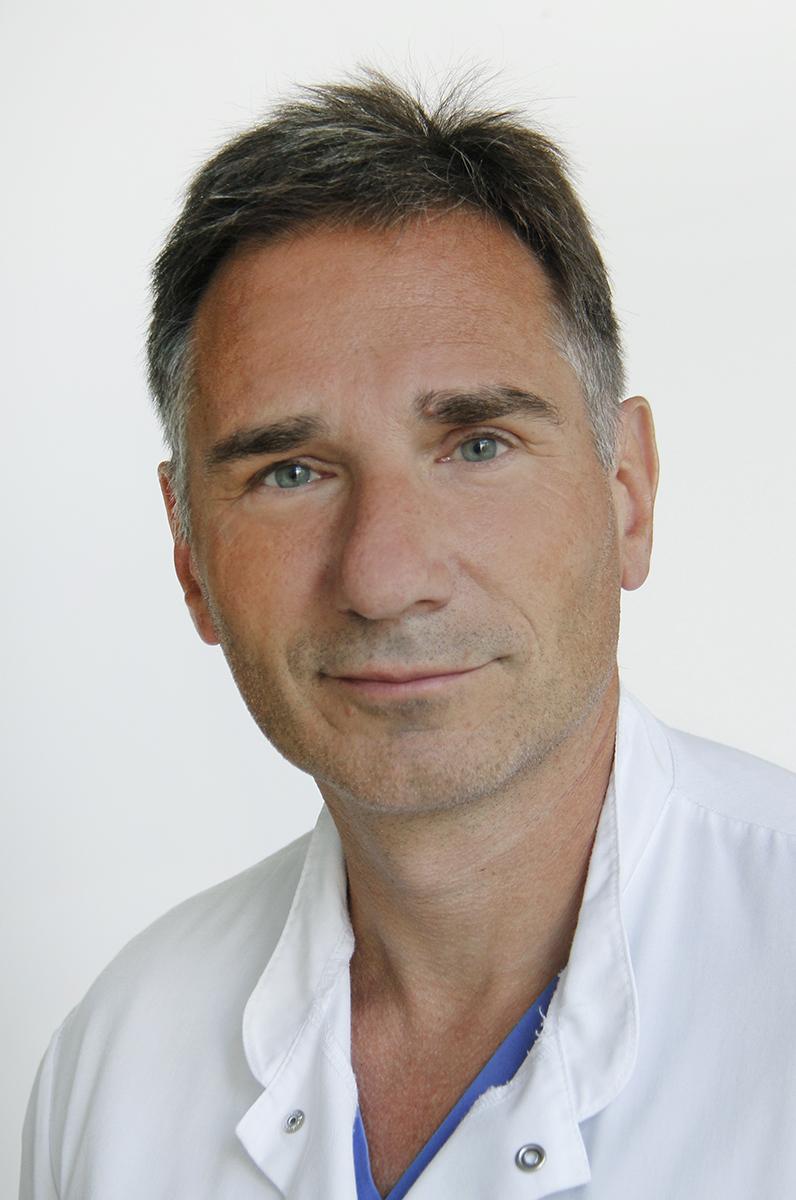 Porträt: Dr. med. Stefan Paepke