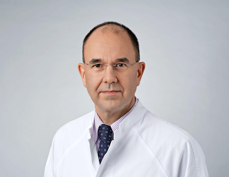 Porträt: Prof. Dr. mult. Michael K. Stehling