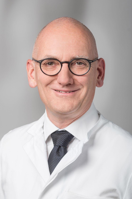 Porträt: Prof. Dr. med. Felix Herth