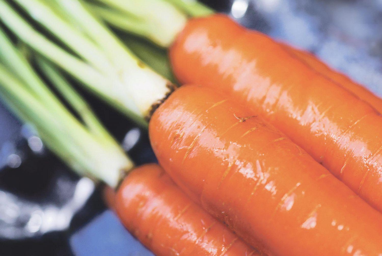 Karotten sind gesund, Thema: Ernährung bei Krebs