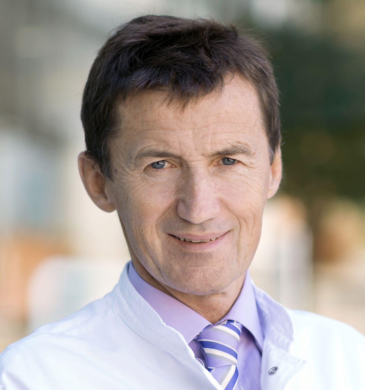 Porträt: Prof. Dr. Arnulf Stenzl