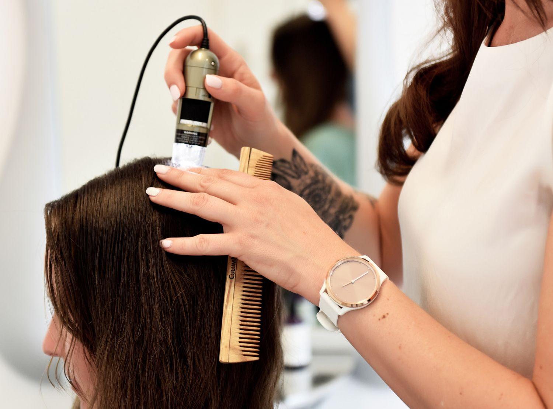 Haarwuchsaktivierung durch Oncohaircare